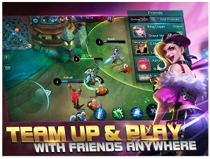 game moba online android terbaik