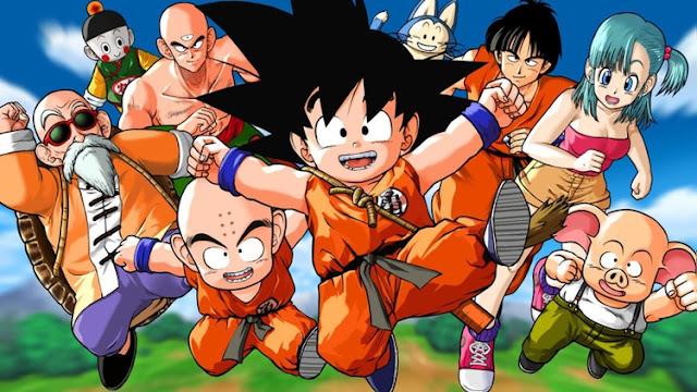Dragon Ball - Todas Las Películas - Latino - MEGA