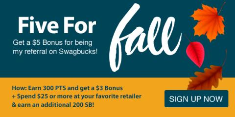 Image: Swagbucks, the rewards site where you earn points (called SB) for things you're probably doing online already, like searching, watching videos, discovering deals, and taking surveys