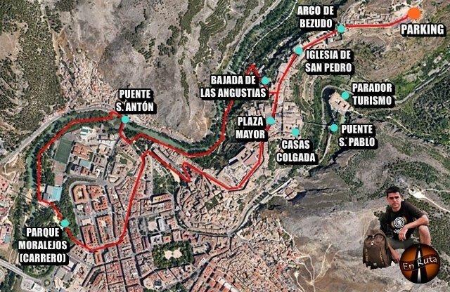 Mapa-ruta-Cuenca