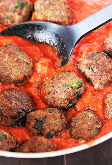 How to Make Spaghetti and Meatballs from Scratch Image