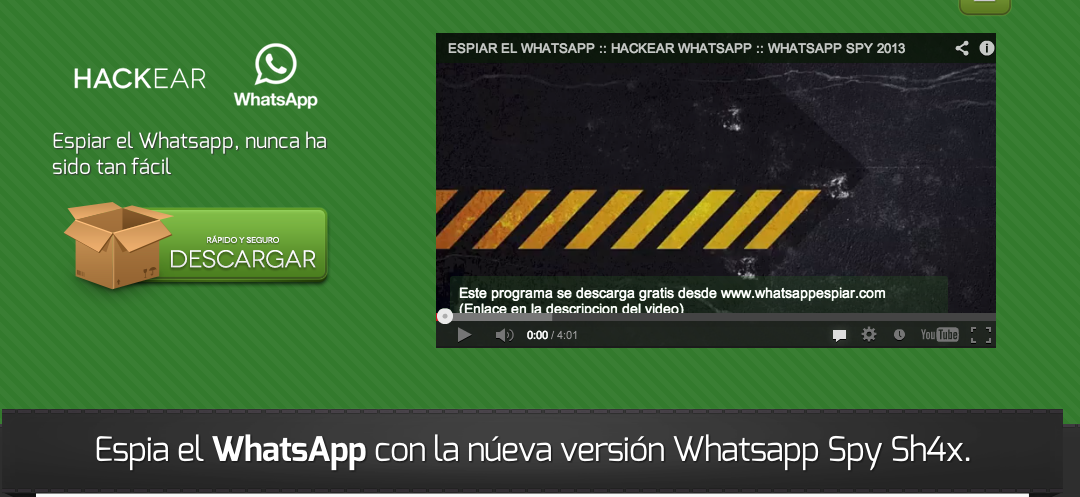 Whatsapp spy sh4x descargar gratis
