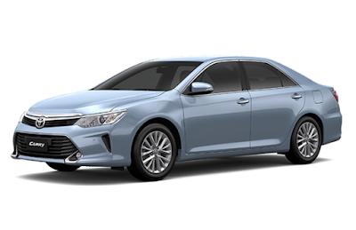 harga Toyota Camry Hybrid