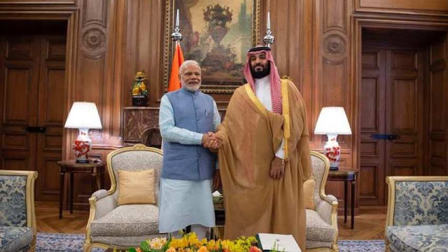 Saudi Arabia is Going to Invest $100 Billion in India