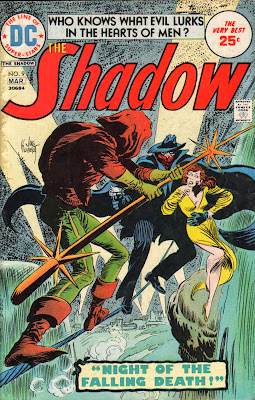The Shadow #9, Joe Kubert