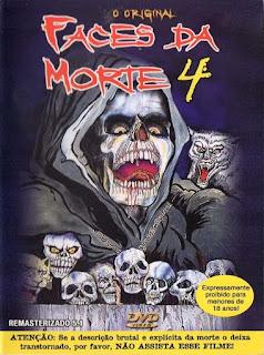 Capa do filme Faces da Morte 4, assista online.