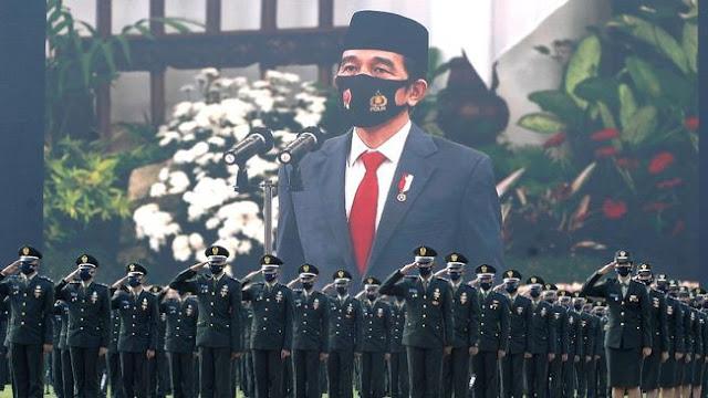 Jokowi Beberkan ke TNI Soal Taktik Perang Baru yang Lebih Mengerikan