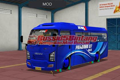Mod Bussid Bus Isuzu ELF Giga