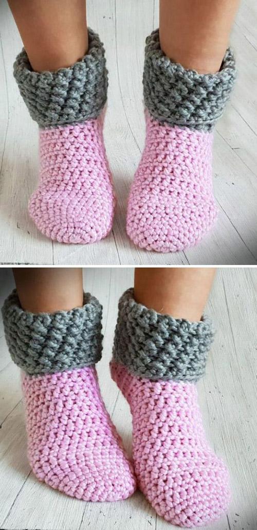 House Socks - Free Pattern