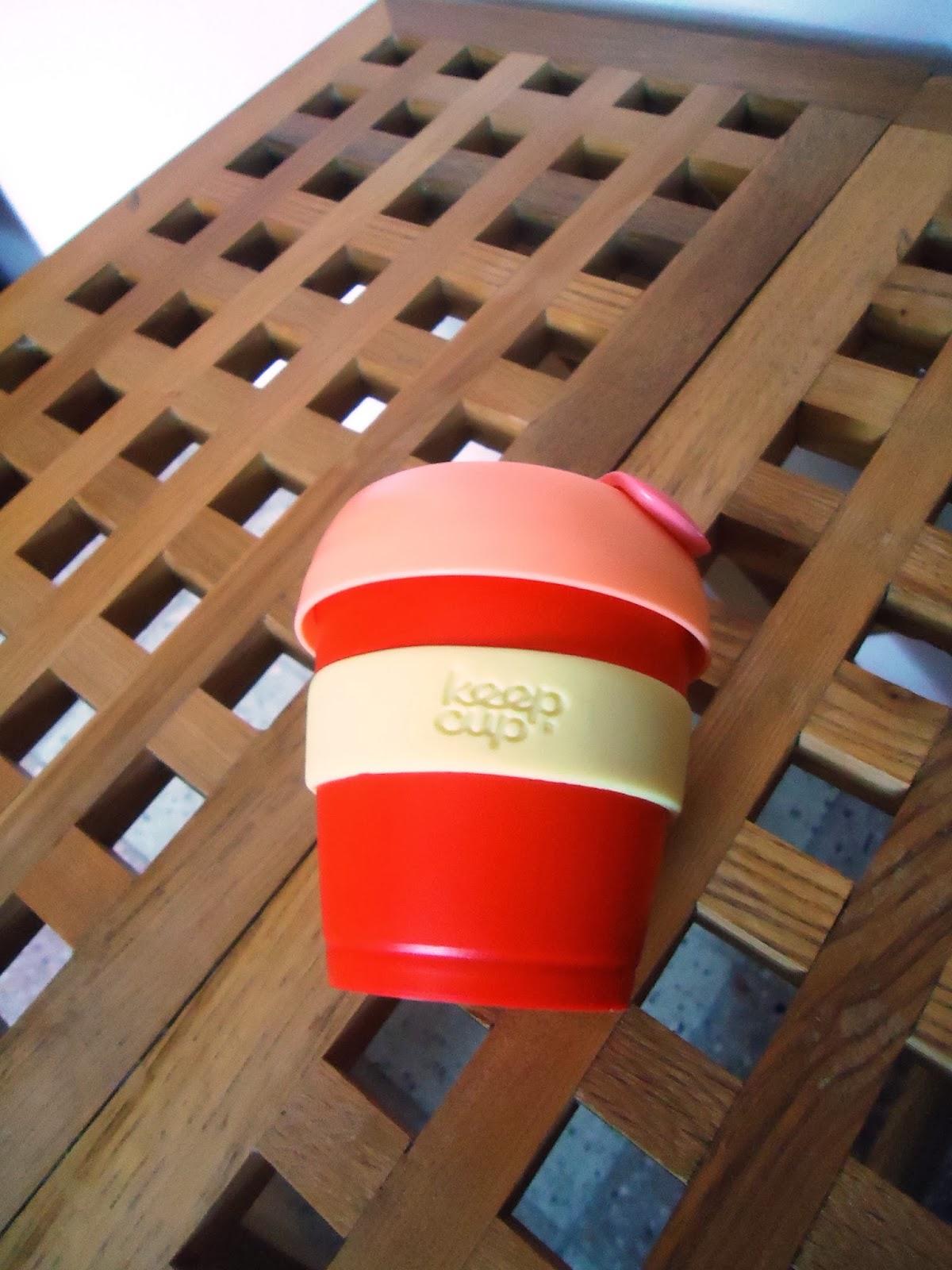 Keep Cup la prima tazza take away sostenibile