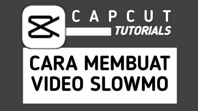 Cara Buat Video SlowMo di CapCut