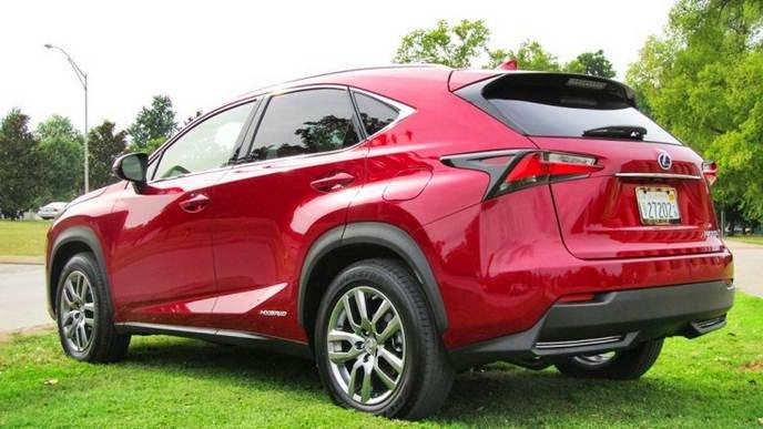 cars review concept specs price lexus nx 300h 2017 suv. Black Bedroom Furniture Sets. Home Design Ideas