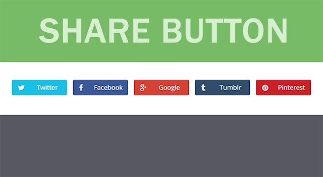 Memasang Widget Share Button di Postingan