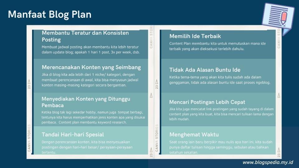 manfaat blog plan