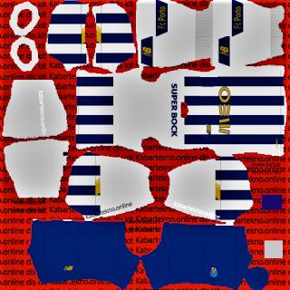 New FC Porto 20/21, DLS 2020