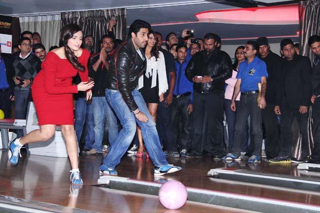 bowling vasant kunj
