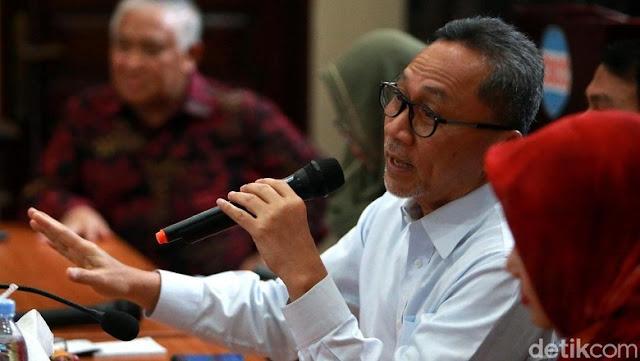 Ada Teror Bom usai Penusukan Wiranto, Zulhas Sebut Polisi Kecolongan Lagi