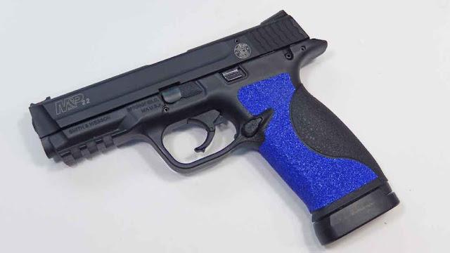 M&P, M&P22, M&P-22, Pistol, griptape, nictaylor, 22lrupgrades, basepad, magazine, parts, 22lr