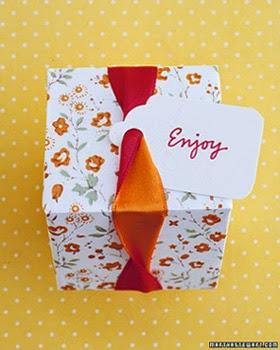 Caja imprimible gratuita Martha Stewart