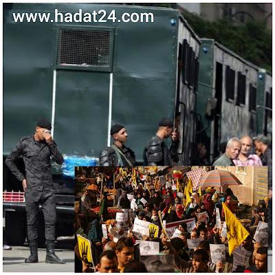 مظاهرات مصر، ارحل يا سيسي، جمعة الخلاص، الجزيرة، قناة الشرق