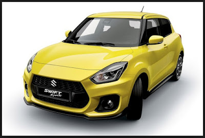 Gambar Suzuki Swift 2018