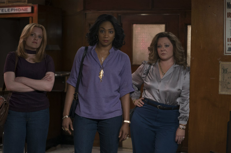 the kitchen movie tiffany haddish elisabeth moss melissa mccarthy