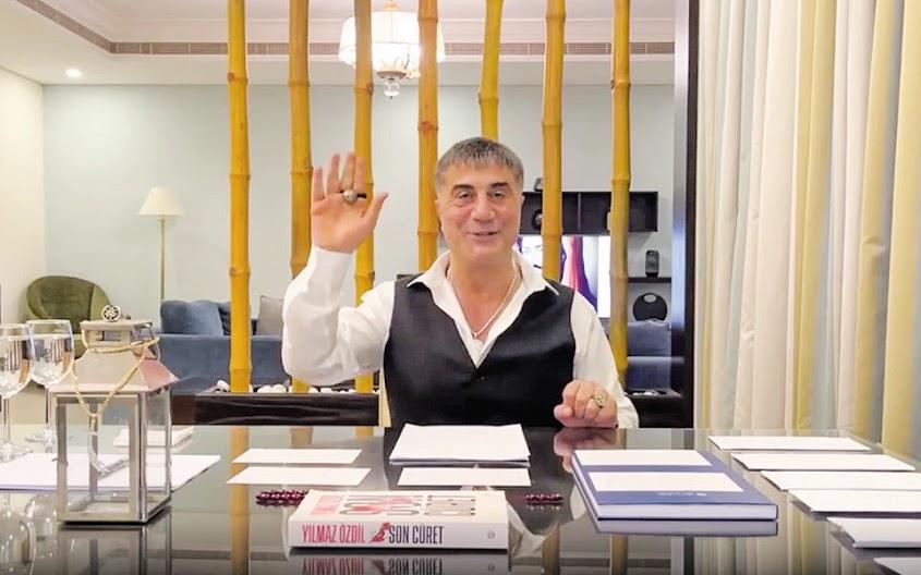 Ο μαφιόζος που προκαλεί πολιτικό σεισμό στην Τουρκία