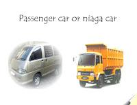 Passenger car or niaga ca, Agung Ngurah Car