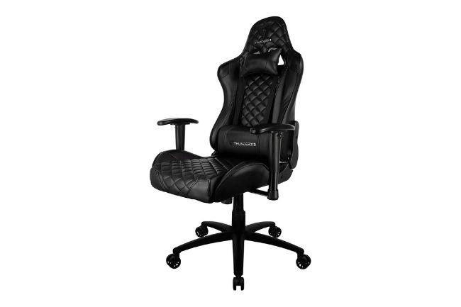 Cadeira Escritório Gamer Profissional TGC12 Preta