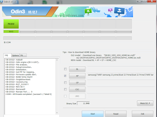 Cara Root Hp Samsung J2 Prime Dan Pasang Twrp