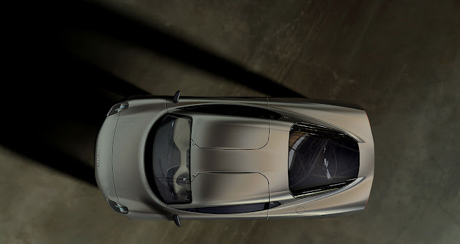 Riversimple Rasa top view