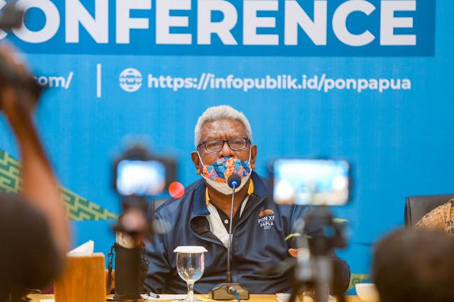 Johannes Rettob Pastikan Jaringan Telekomunikasi di Mimika Lancar selama PON XX Papua.lelemuku.com.jpg