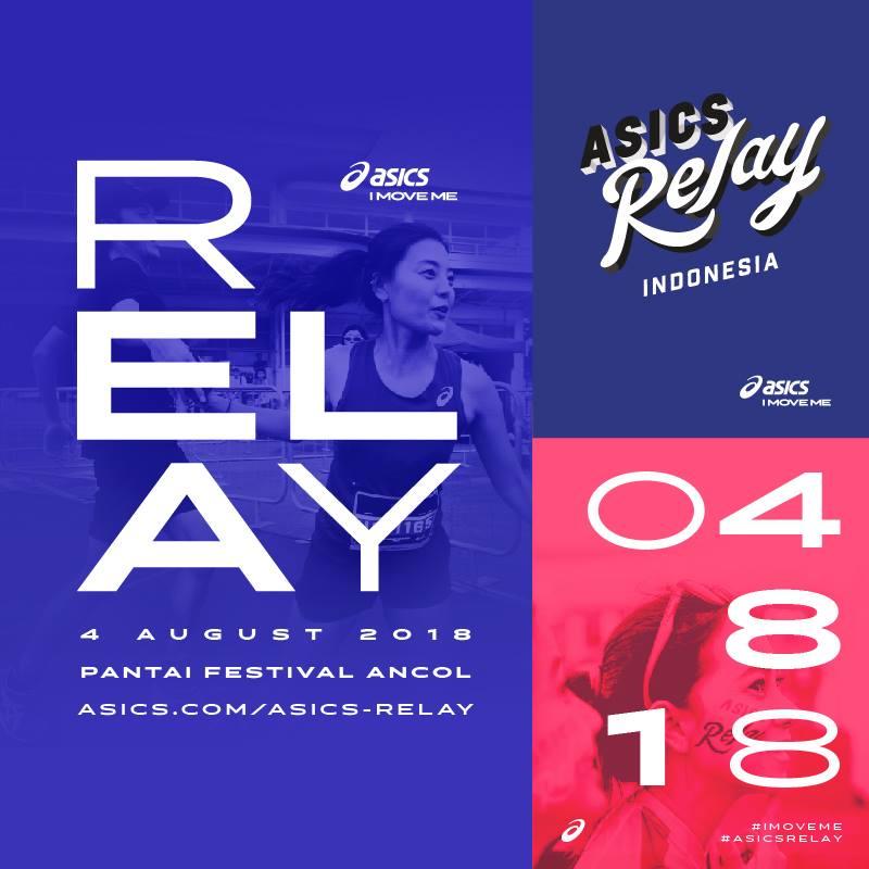 Asics Relay Indonesia • 2018