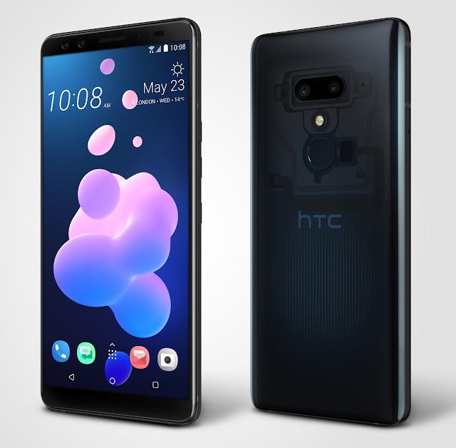 HTC U12 Plus Specifications - Inetversal