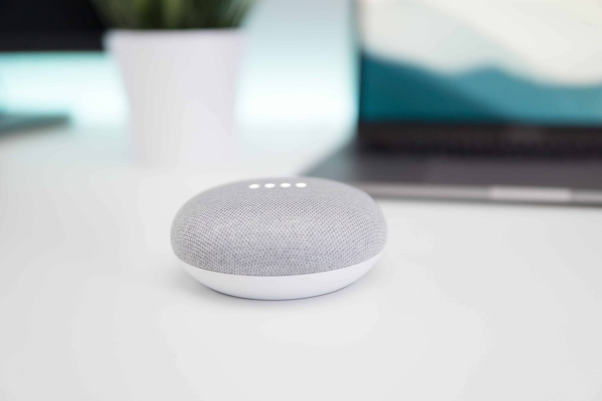 Google smart speakers for home automation