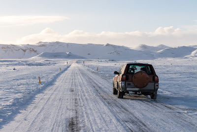 Winter driving tips in Iceland! - Icelandic roads