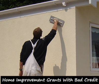 Home_Improvement_Grants_With_Bad_Credit