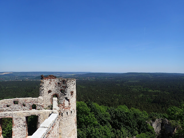 Panorama na Garb Tenczyński