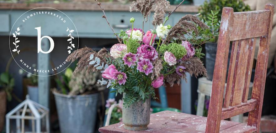 Välkommen till blogg Blomsterverkstad