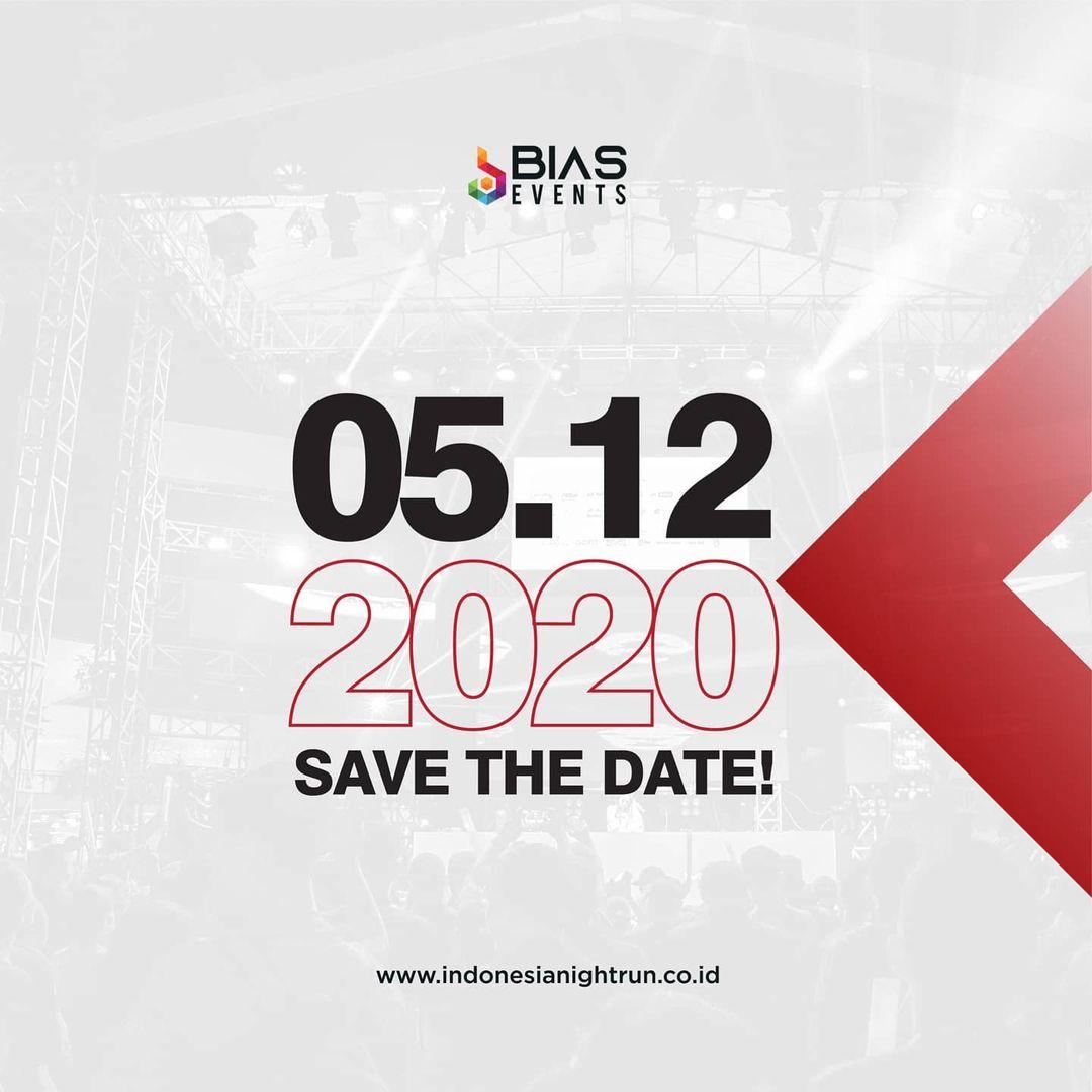 Indonesia Night Run • 2020