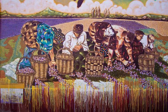 Murales-San Gavino Monreale