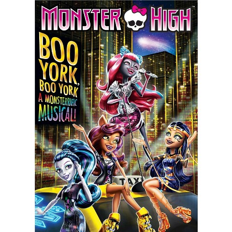 caramel curlz  swirls: review on monster high boo york boo york  more