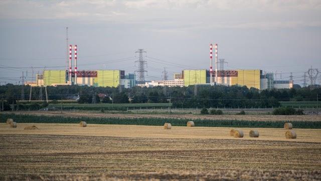 A biztonságvédelmi rendszer hibája miatt leterhelték az atomerőmű 3. blokkját