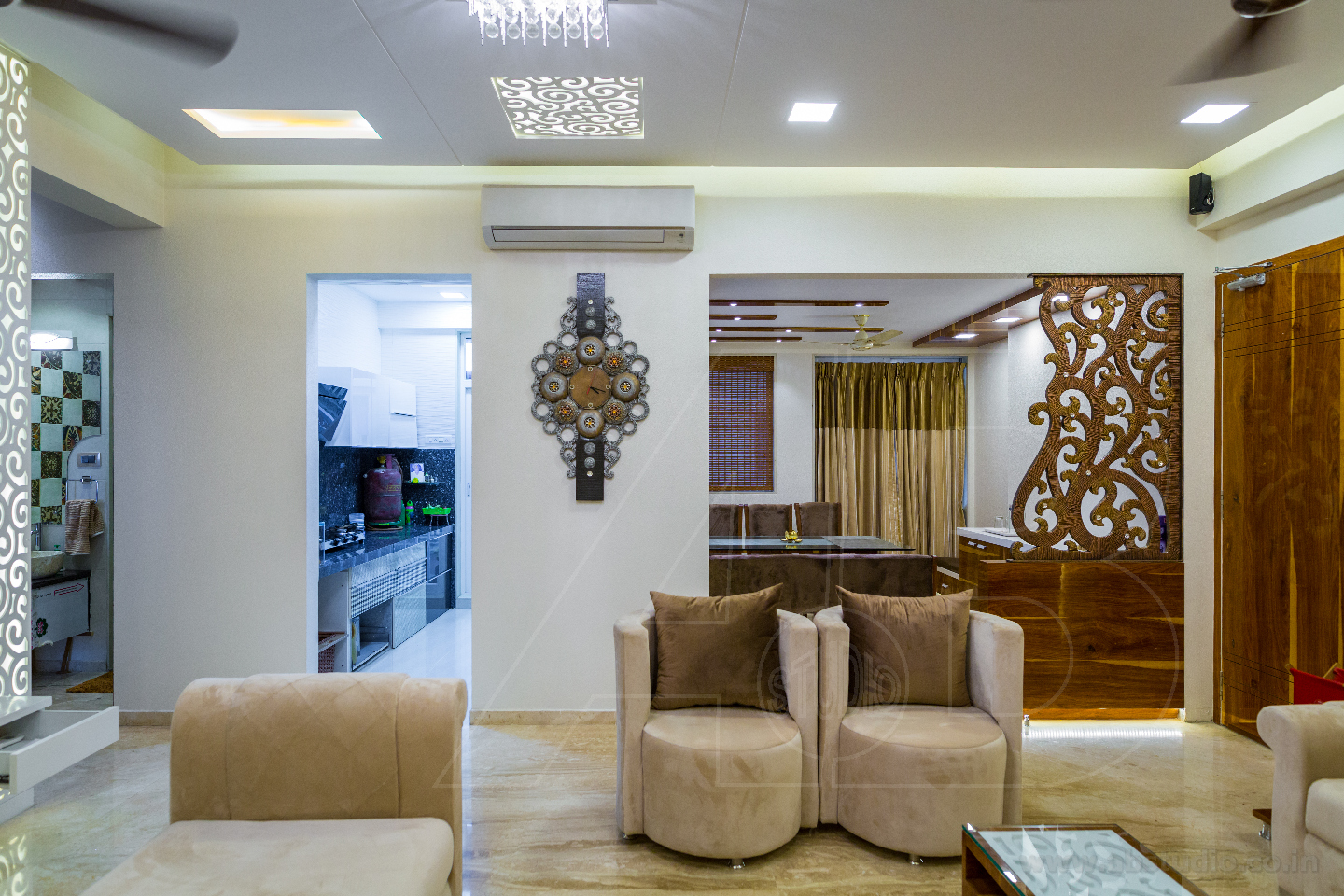 Interior Designer Home In Mumbai
