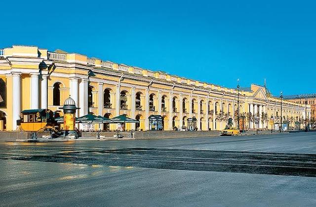 St.Petersburg Gostiny Dvor