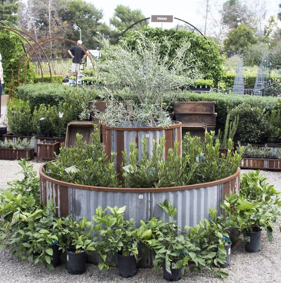Blue Jeans And Dirty Gumboots Ten Raised Garden Beds To Inspire You