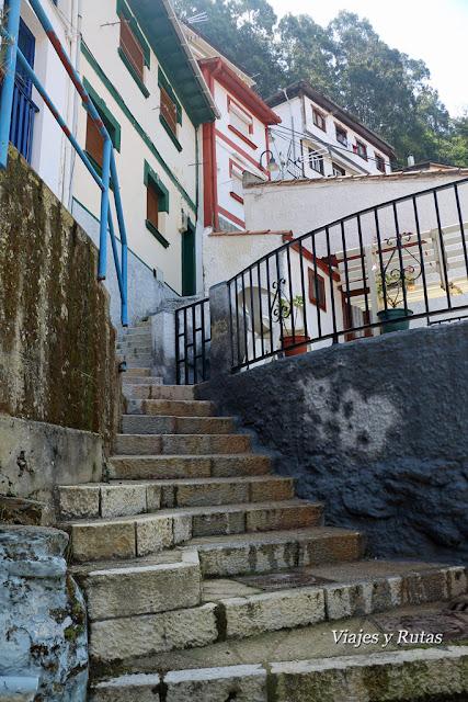 Casas de Cudillero, Asturias