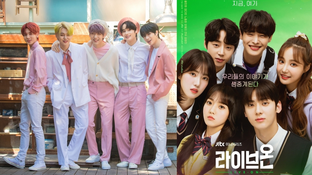 TXT Confirmed to Fill in the Soundtrack for Drama 'Live On'