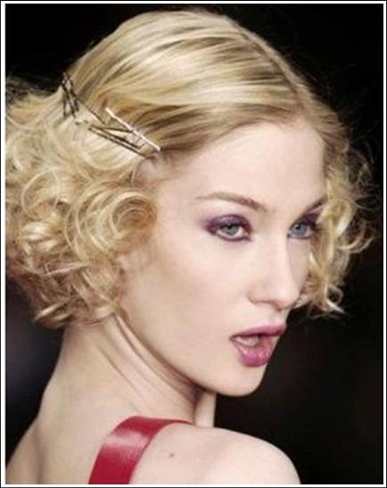 Penteados para cabelos curtos passo a passo fáceis de fazer