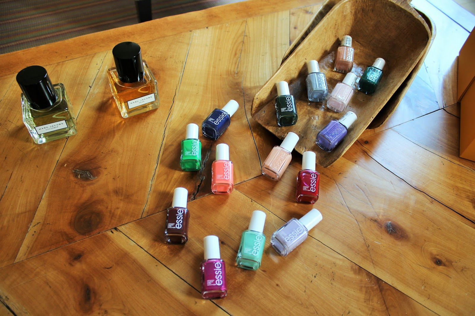Debenhams Beauty Press Day - SS16 3 - Essie Nail Polish